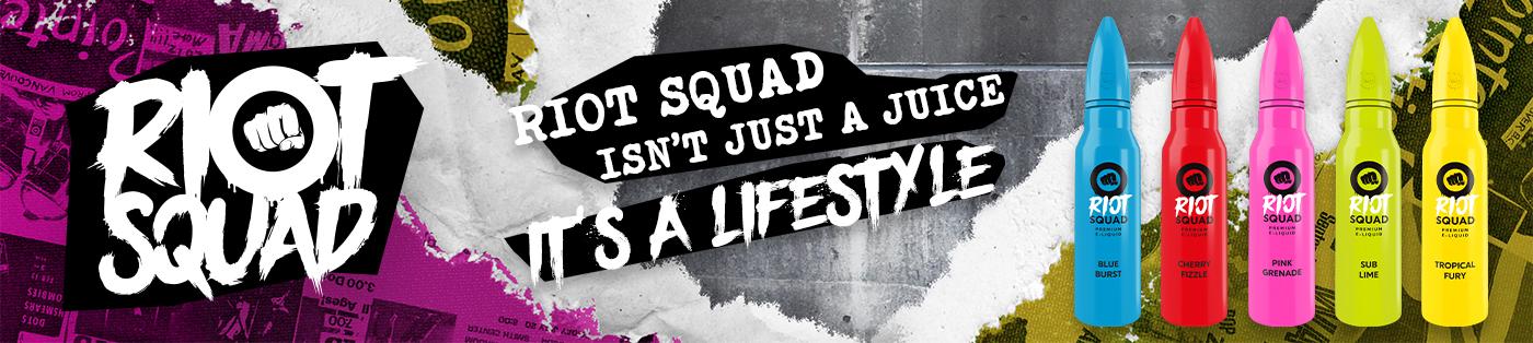 Riot Squad - Longfill