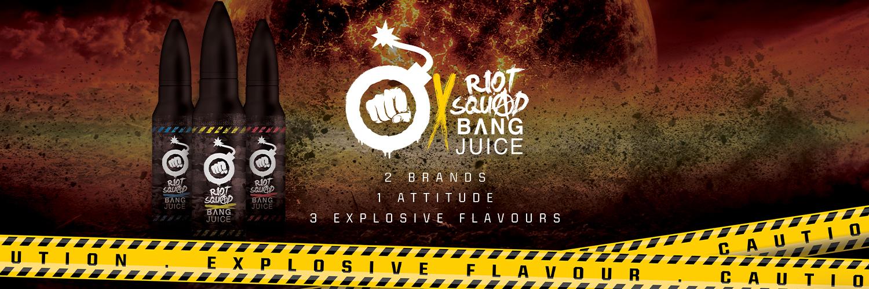 Riot X Bang Juice