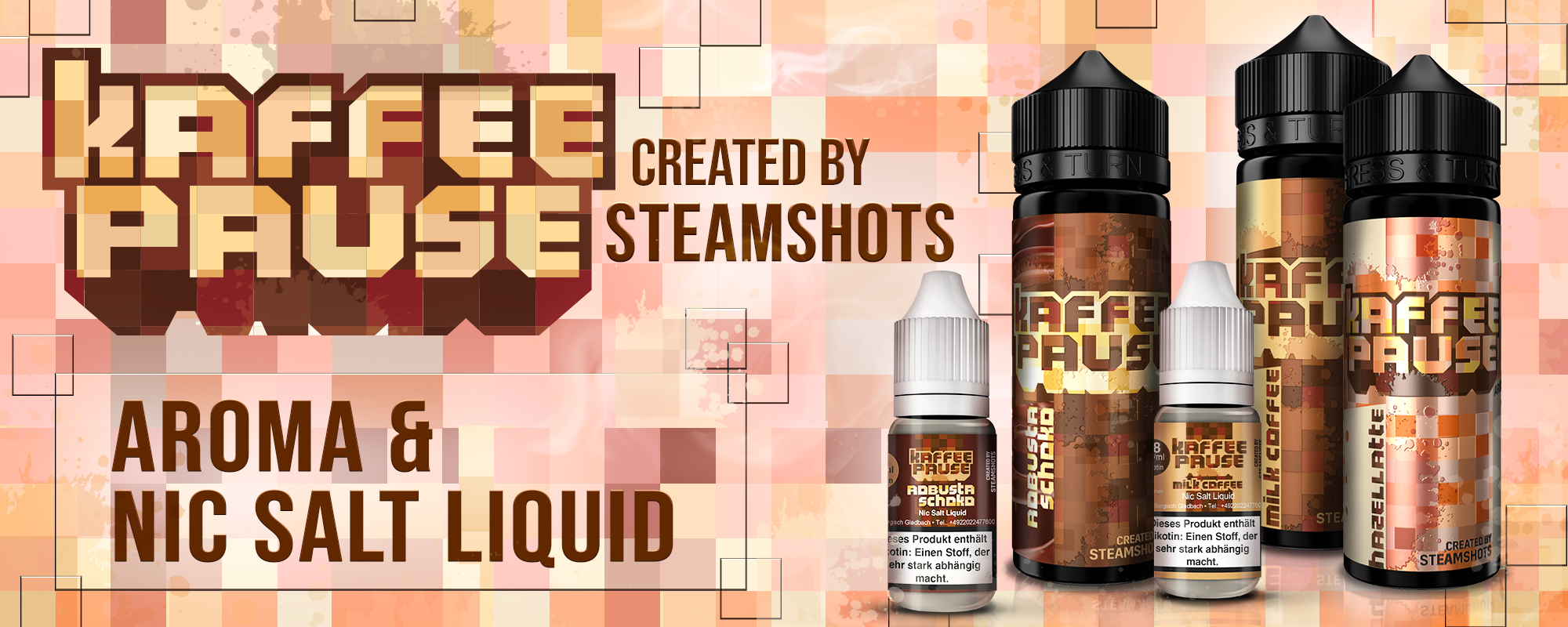 Kaffeepause by Steamshots