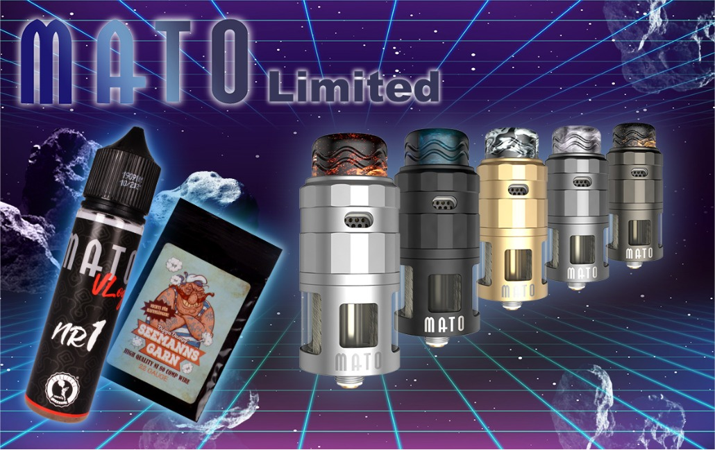 Vandy Vape Mato  special edition