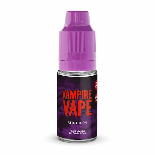 Vampire Vape - Attraction - 10ml