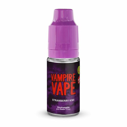 Vampire Vape - Strawberry Kiwi - 10ml