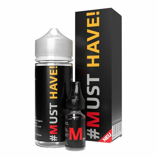 Must Have M - 10ml Aroma (Bottle in Bottle)