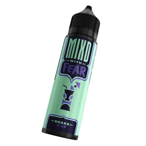 MIXD by Shoreditch - Fear - 50ml (Shortfill)