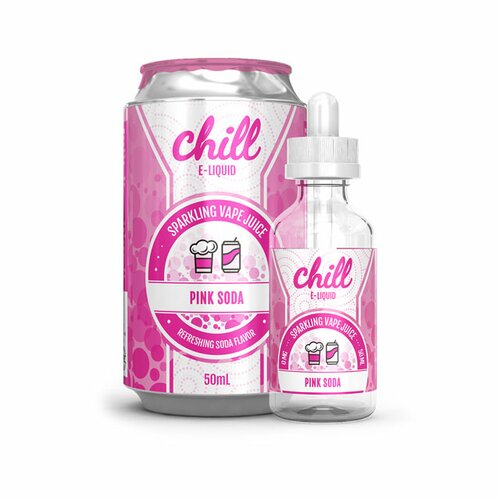Chill - Pink Soda - 50ml (DIY-Liquid)
