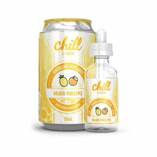 Chill - Golden Pineapple - 50ml (Shortfill)