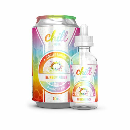 Chill - Rainbow Punch - 50ml (Shortfill)