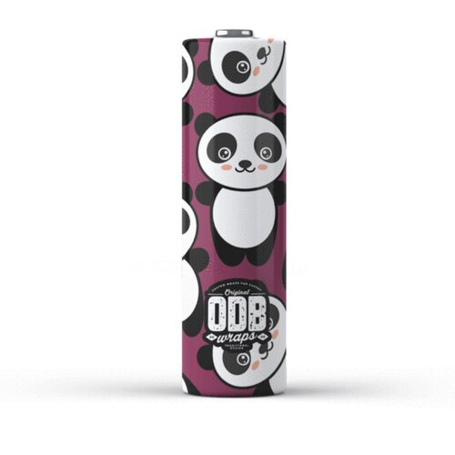 Original 18650 ODB wrap - Kawaii - 4 pcs.
