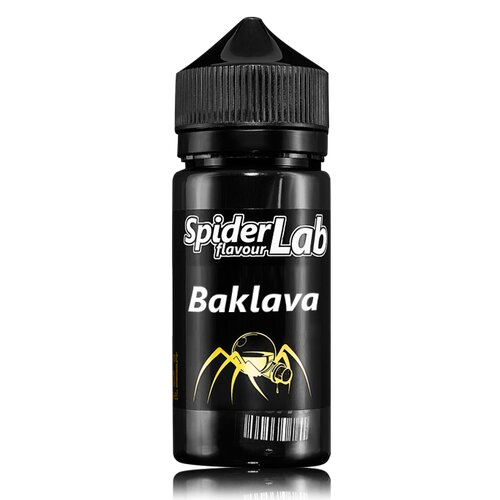 SpiderLab - Baklava - 13ml Aroma (Bottle in Bottle) // Konform 2021