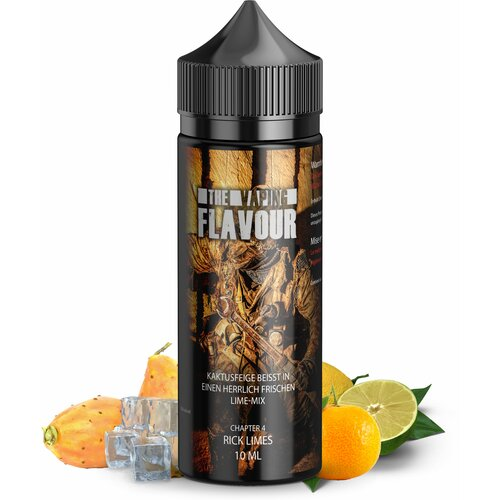 The Vaping Flavour - Ch. 4 - Rick Limes - 10ml Aroma (Bottle in Bottle)