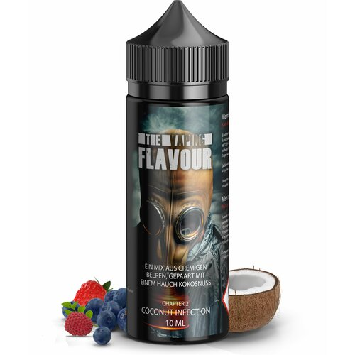 The Vaping Flavour - Ch. 2 - Coconut Infection - 10ml...