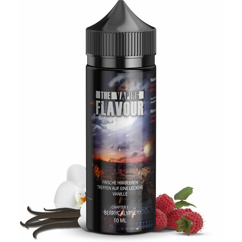 The Vaping Flavour - Ch. 1 - Berrycalypse - 10ml Aroma...