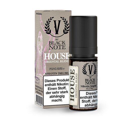 V by Black Note - House - 10ml