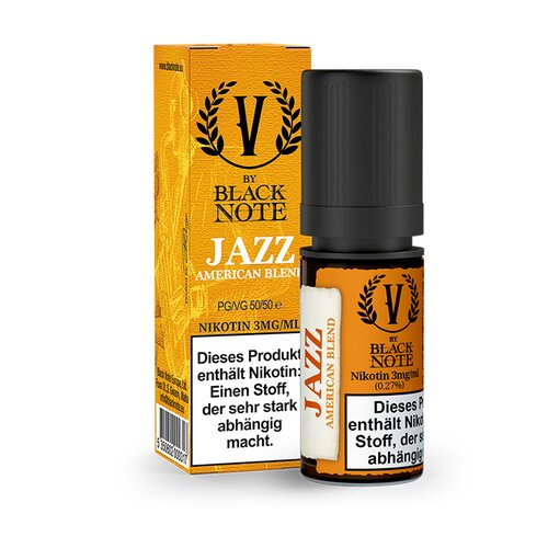 V by Black Note - Jazz - 10ml