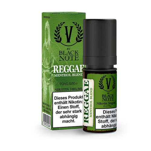 V by Black Note - Reggae - 10ml