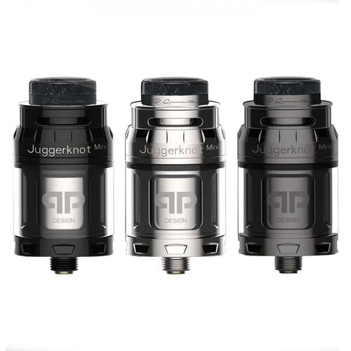 qp Design - JuggerKnot Mini RTA Verdampfer