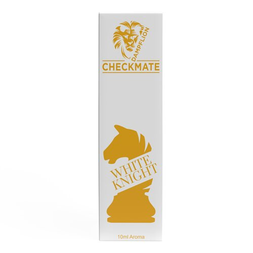 Dampflion - Checkmate - White Knight - 10ml Aroma (Bottle in Bottle)