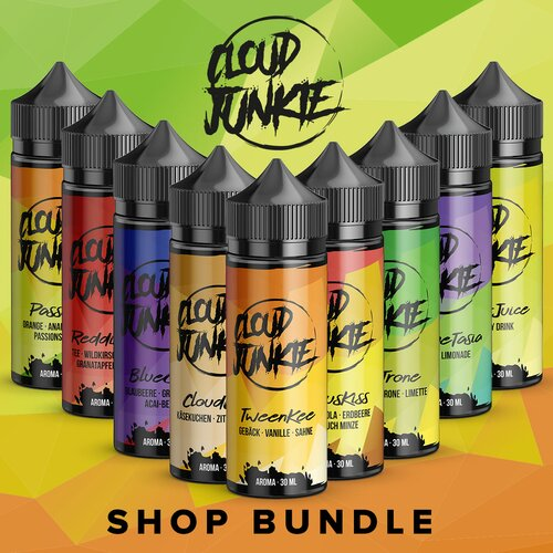 CloudJunkie - Shop Bundle