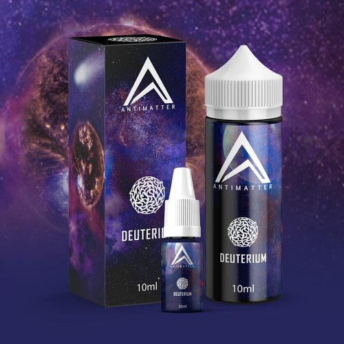 Antimatter - Deuterium - 10ml Aroma (Bottle in Bottle)