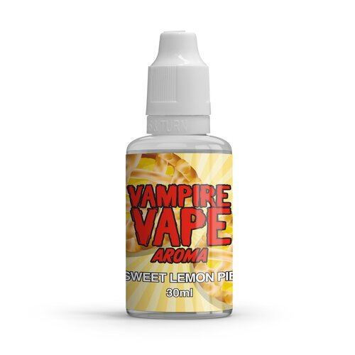 Vampire Vape - Sweet Lemon Pie (Aroma) - 30ml