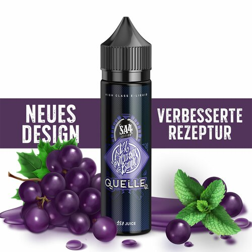187 Strassenbande - #0S4 - QUELLE - SA4 Edition - 50ml...