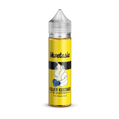 Vapetasia - Killer Kustard Blueberry - 18ml Aroma (Longfill)