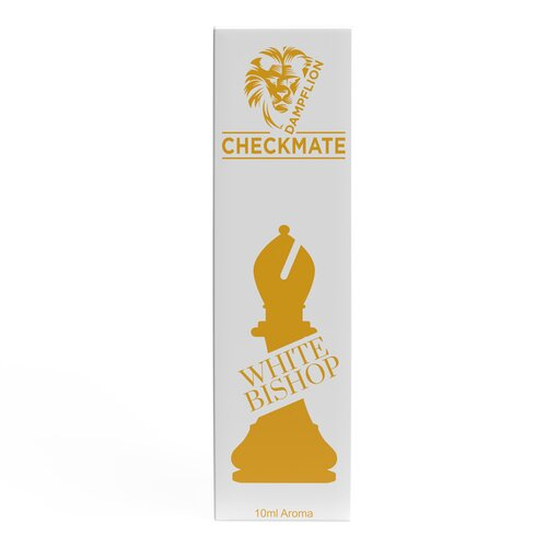 Dampflion - Checkmate - White Bishop - 10ml Aroma (Bottle...