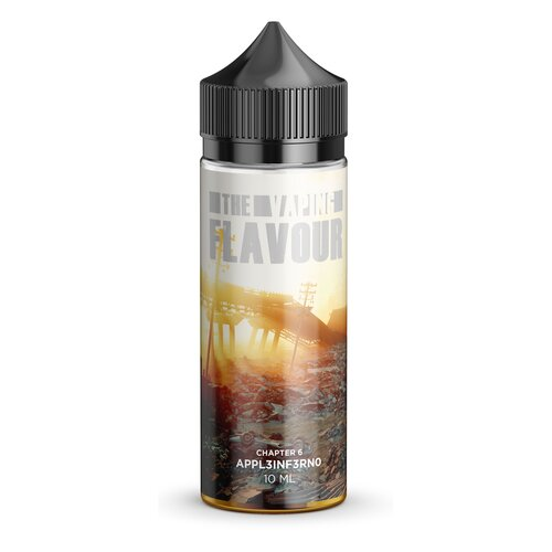 The Vaping Flavour - Ch. 6 - Appleinferno - 10ml Aroma...