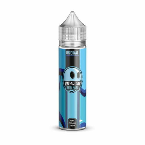 Air Factory - Blue Razz - 15ml Aroma (Longfill)