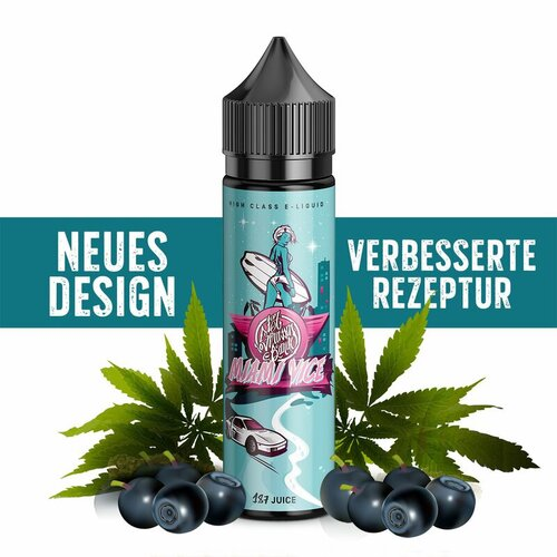 187 Strassenbande - #024 - Miami Vice - (50ml Shortfill)