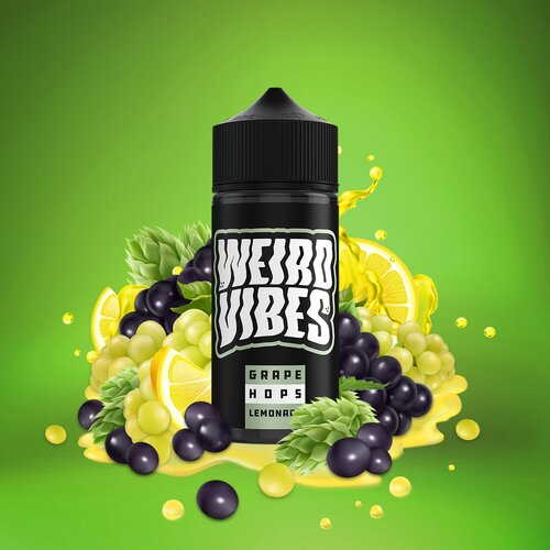 BRHD - Weird Vibes - Grape & Hops  - 20ml Aroma (Longfill)