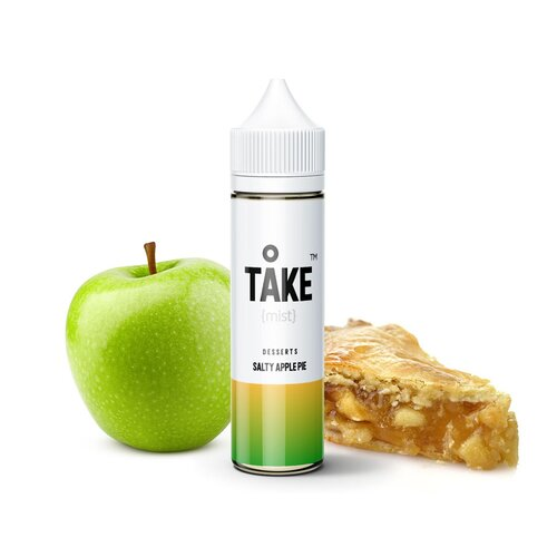 Take - Salty Apple Pie - 20ml Aroma (Longfill)
