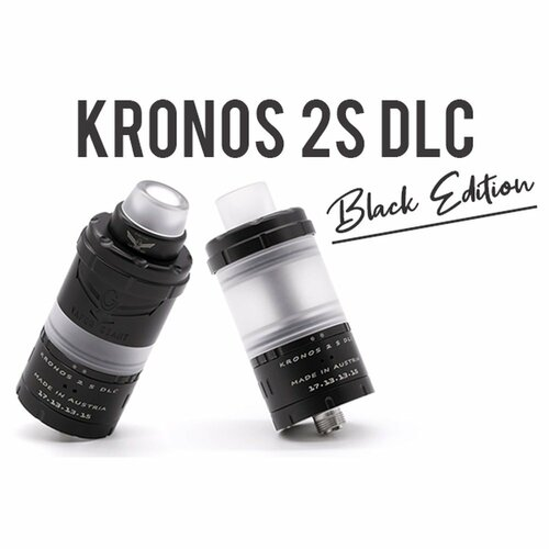 Vapor Giant Kronos 2 S (MTL/DL) - DLC Black Edition