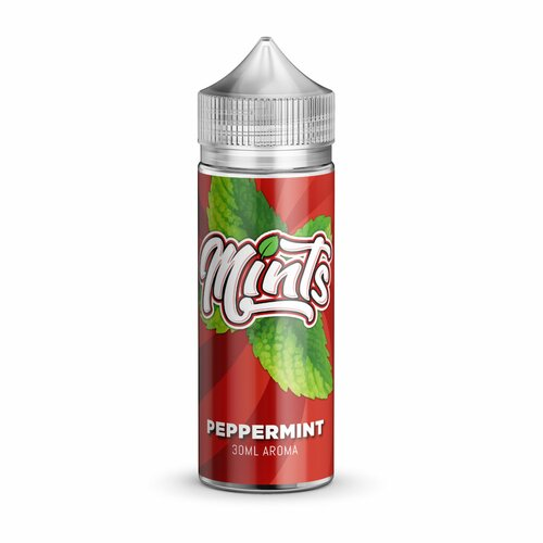 Mints - Peppermint - 30ml Aroma (Longfill)