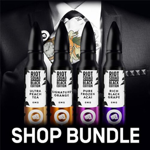 Riot Squad Black Edition - Shop Bundle
