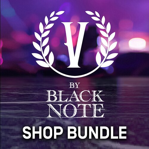 V by Black Note - Shop Bundle // Konform 2021