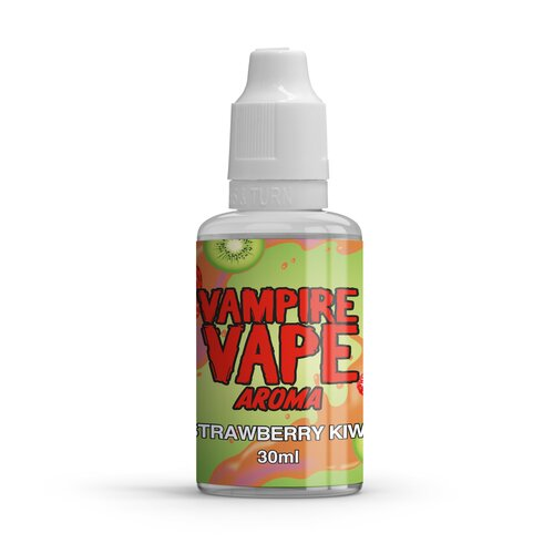 Vampire Vape - Strawberry Kiwi (Aroma) - 30ml // Konform...