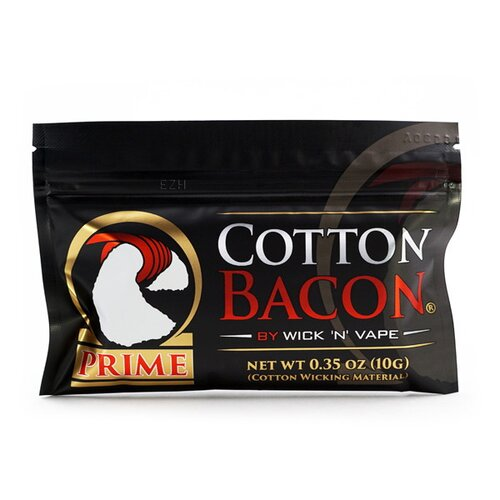 Cotton Bacon Prime by WicknVape - Cotton (10g)