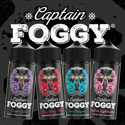 Captain Foggy - Shop Bundle