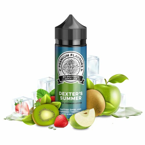 *NEU* Dexters Juice Lab - Origin - Dexters Summer - 30ml...