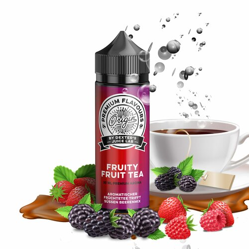 *NEW* Dexters Juice Lab - Origin - Fruity Fruit Tea -...
