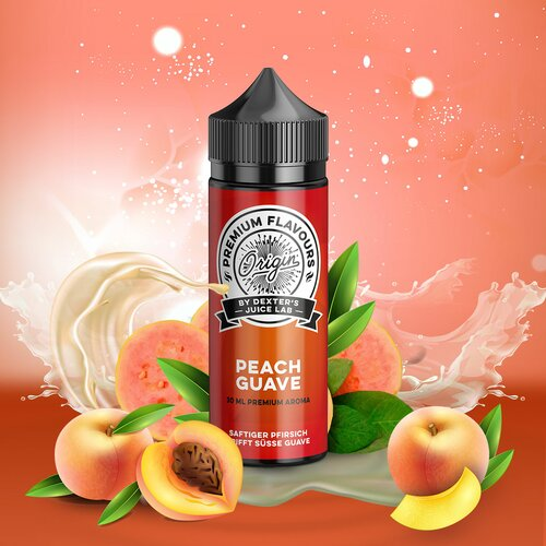 *NEU* Dexters Juice Lab - Origin - Peach Guave - 30ml...