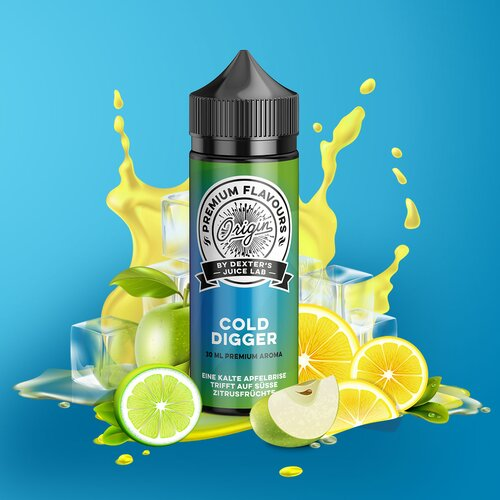 *NEU* Dexters Juice Lab - Origin - Cold Digger - 30ml...