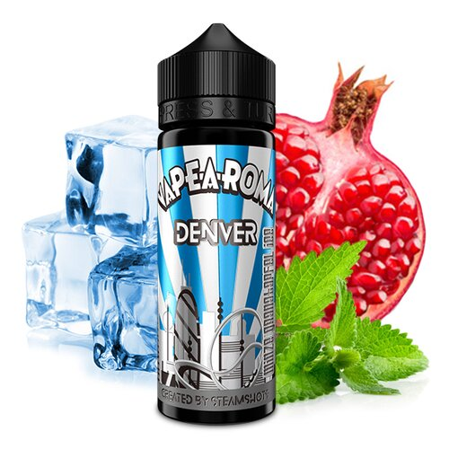 Vape-A-Roma by Steamshots - Denver - 20ml Aroma (Longfill)