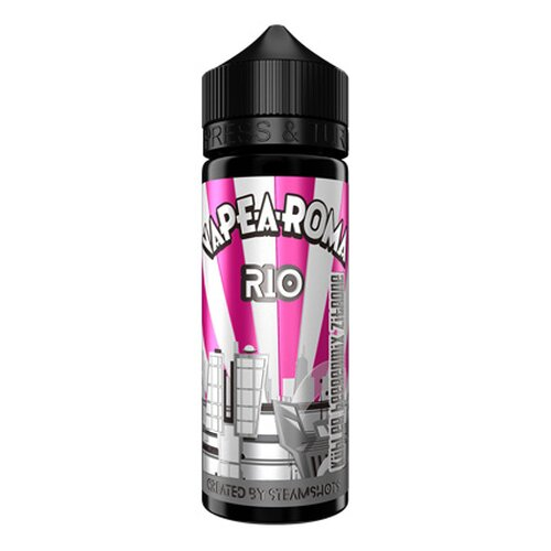 Vape-A-Roma by Steamshots - Rio - 20ml Aroma (Longfill)