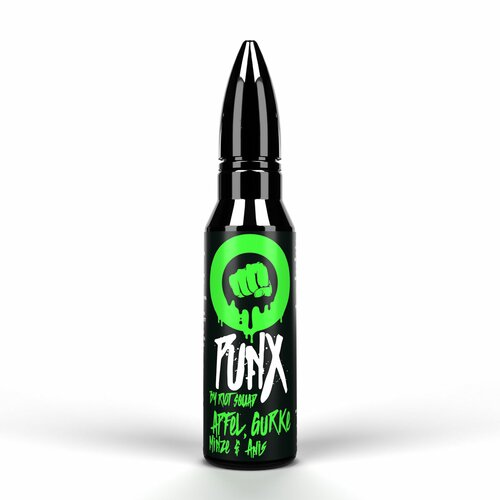 PUNX by Riot Squad - Apfel, Minze, Gurke & Anis - 15ml...