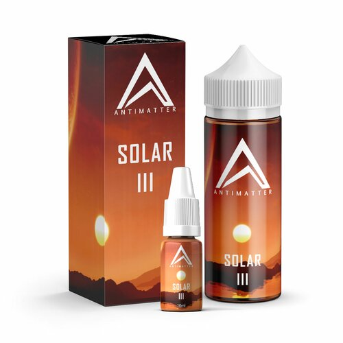Antimatter - Solar III - 10ml Aroma (Bottle in Bottle)